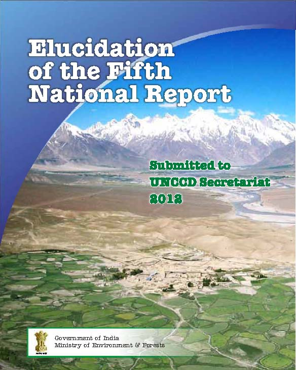 Image of Elucidation of the fifth National Report