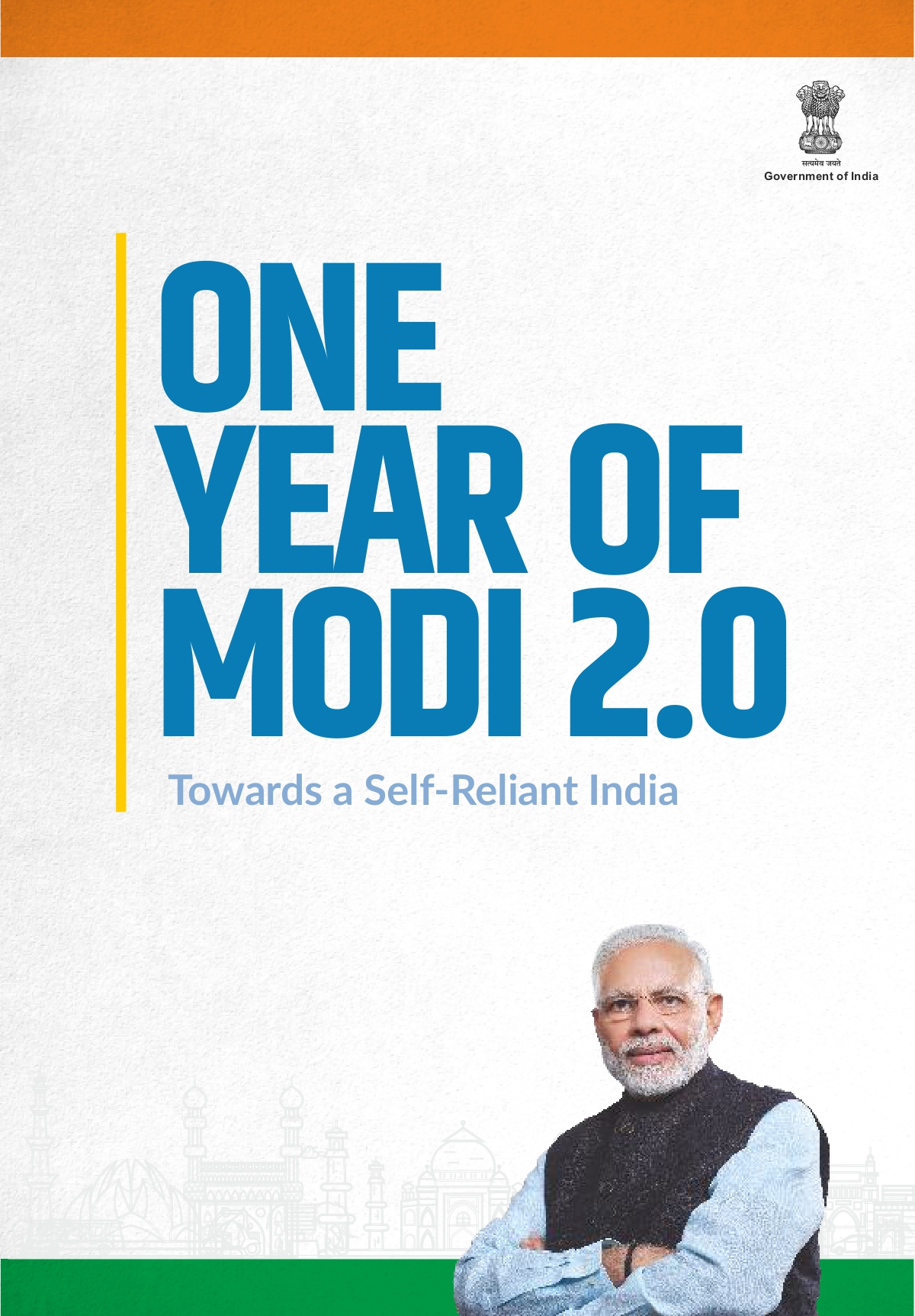 Image of cover of Annual Report 2019-2020