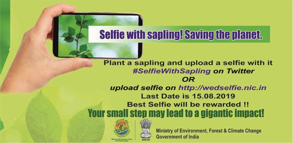 Image of SelfieWithSapling