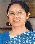 गीता मेनन की छवि