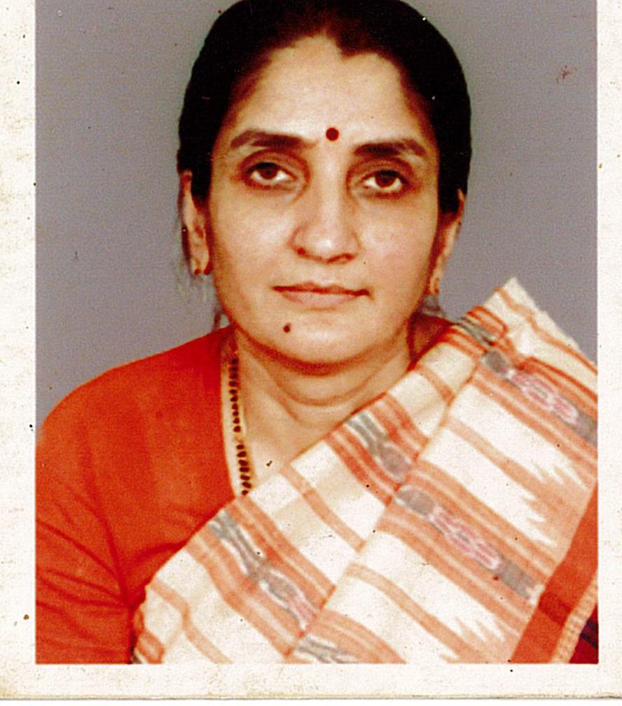 बी. वी. उमादेवी की छवि