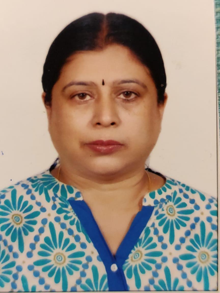 image of Asha M Nair
