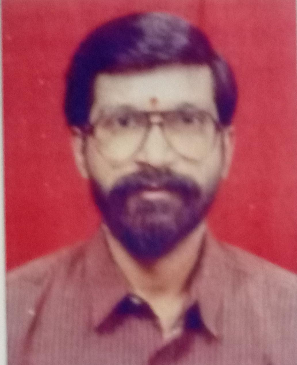 image of V. Mahalingam