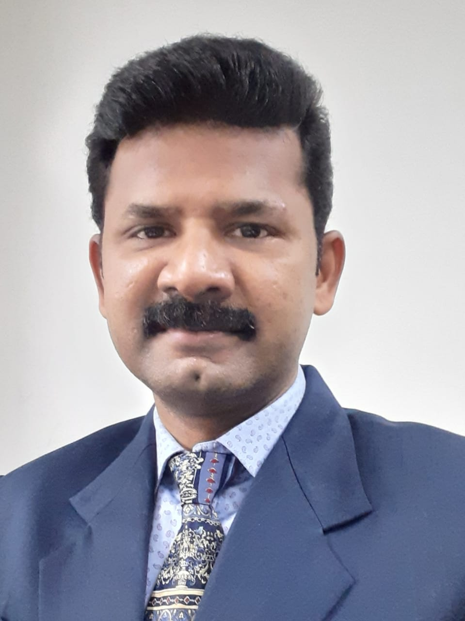 image of S.A Srikanth