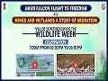 Image of Wildlife Week Celebration Movie Screening